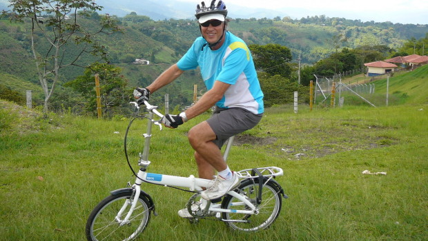 The Cycle TouristThe Tern turns heads - The Cycle Tourist
